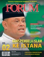 Cover Majalah Forum Keadilan ED 02 Mei 2018