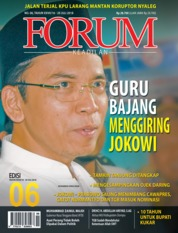 Cover Majalah Forum Keadilan ED 06 Juli 2018