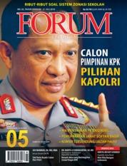 Cover Majalah Forum Keadilan ED 05 Juli 2019
