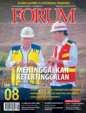Forum Keadilan Magazine Cover ED 08 August 2019