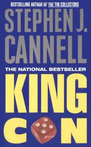 Cover King Con oleh Stephen J. Cannell