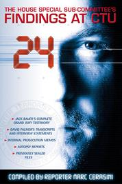 Cover 24 oleh Marc Cerasini