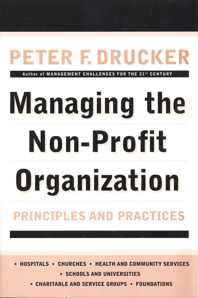 drucker principles of management