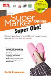 Super Market Online Super Oke by Dedik Kurniawan Cover