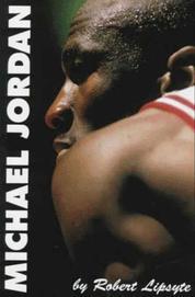 Michael Jordan by Robert Lipsyte Cover