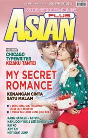 Cover Majalah ASIANplus ED 678 Mei 2017