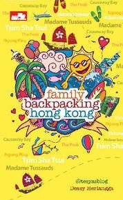 Cover Family Backpacking Hong Kong oleh