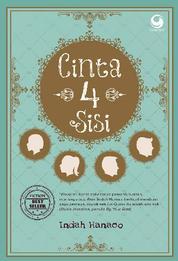 Cover Cinta 4 Sisi oleh Indah Hanaco