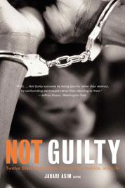 Cover Not Guilty oleh Jabari Asim