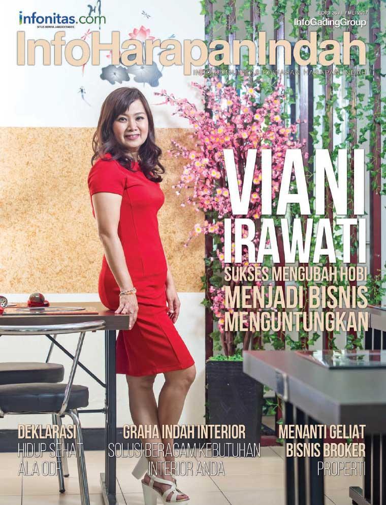 Majalah Digital InfoHarapanIndah Mei 2017