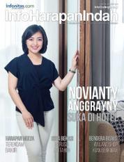 Cover Majalah InfoHarapanIndah Maret 2017