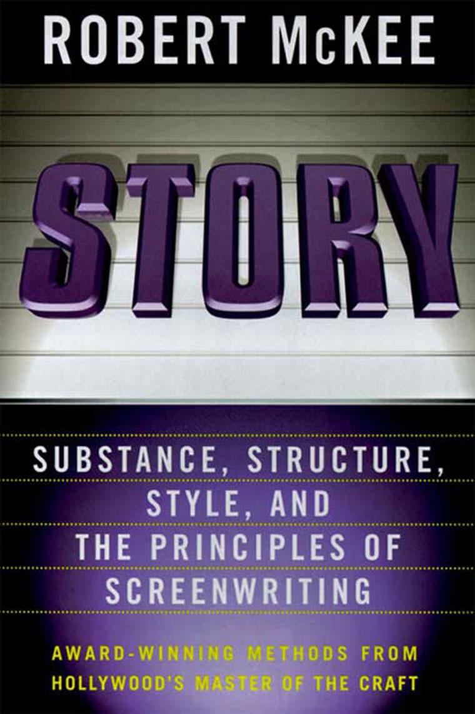 Buku Digital Story oleh Robert McKee