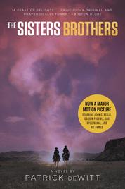 Cover The Sisters Brothers oleh Patrick deWitt