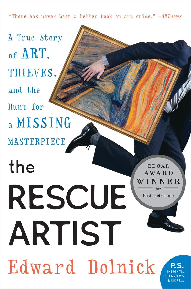 The Rescue Artist by Edward Dolnick Digital Book