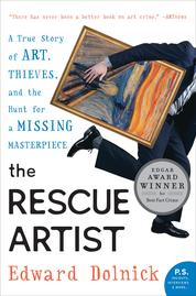 Cover The Rescue Artist oleh Edward Dolnick