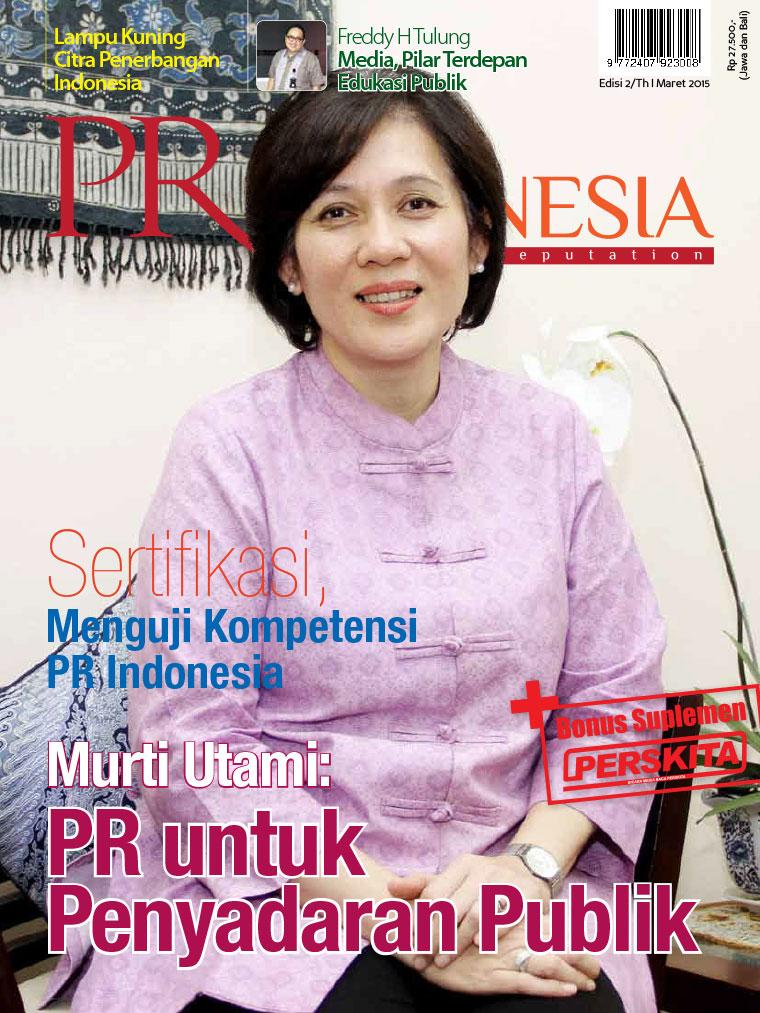 Majalah Digital PR Indonesia ED 02 2015