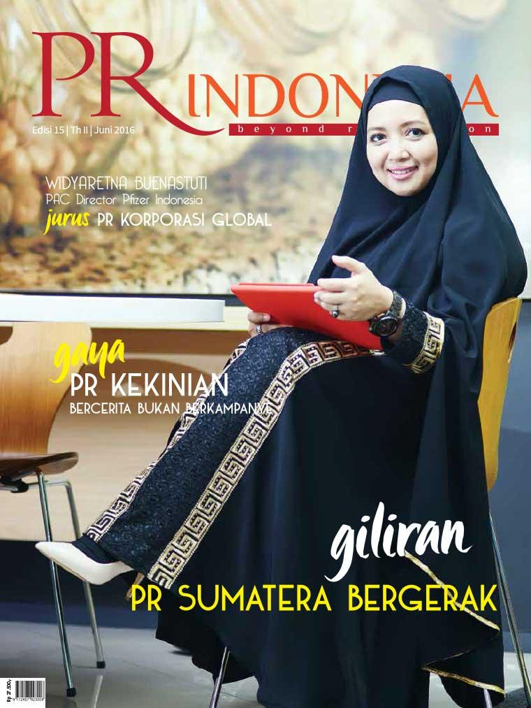 Majalah Digital PR Indonesia ED 15 Juni 2016