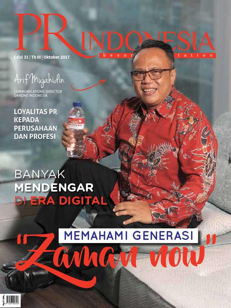 PR Indonesia Digital Magazine ED 31 October 2017
