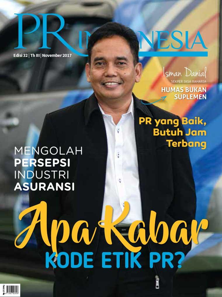 PR Indonesia Digital Magazine ED 32 November 2017