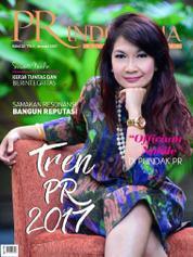 Cover Majalah PR Indonesia ED 22 Januari 2017