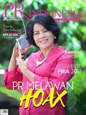 Cover Majalah PR Indonesia ED 23 Februari 2017