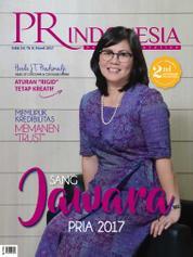 Cover Majalah PR Indonesia ED 24 Maret 2017