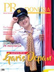Cover Majalah PR Indonesia ED 25 April 2017
