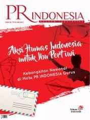 Cover Majalah PR Indonesia ED 26 Mei 2017