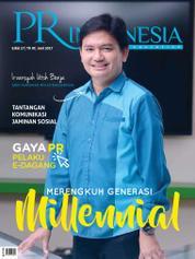 Cover Majalah PR Indonesia ED 27 Juni 2017