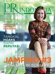 Cover Majalah PR Indonesia ED 30 September 2017