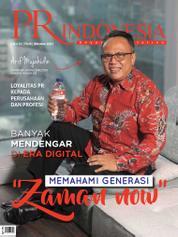 Cover Majalah PR Indonesia ED 31 Oktober 2017