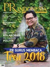 Cover Majalah PR Indonesia ED 33 Desember 2017