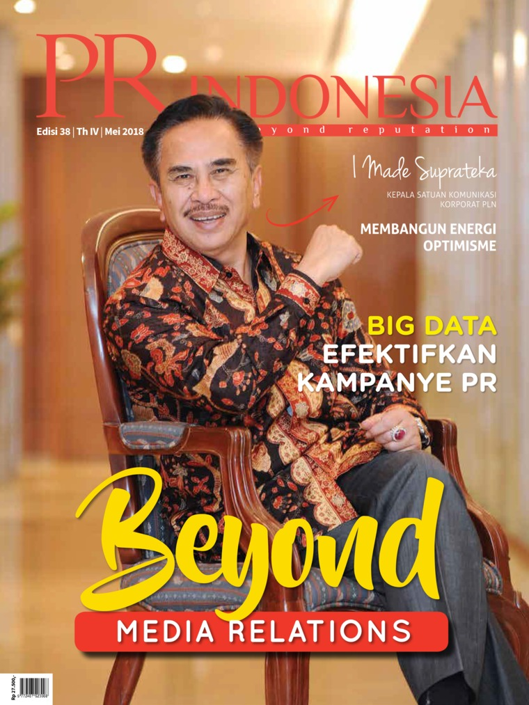 PR Indonesia Digital Magazine ED 38 May 2018