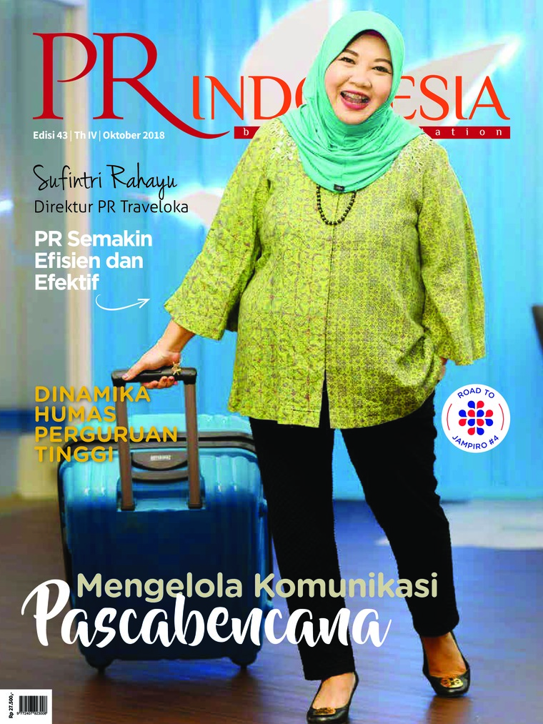 PR Indonesia Digital Magazine ED 43 October 2018