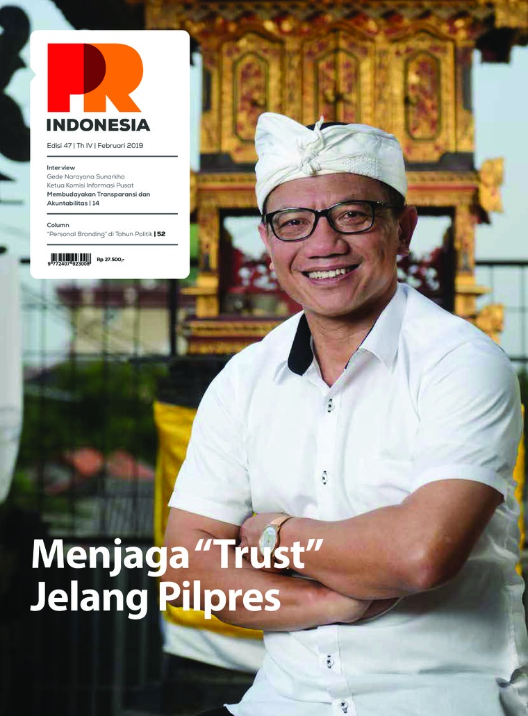 PR Indonesia Digital Magazine ED 47 February 2019