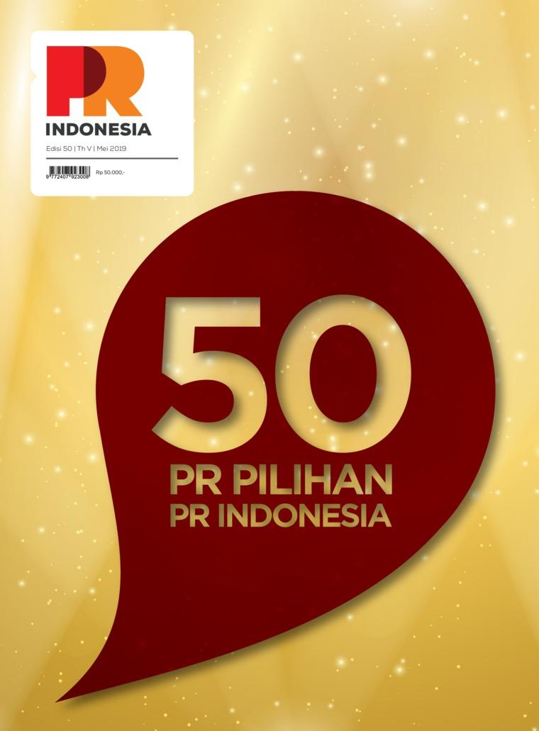 PR Indonesia Digital Magazine ED 50 May 2019