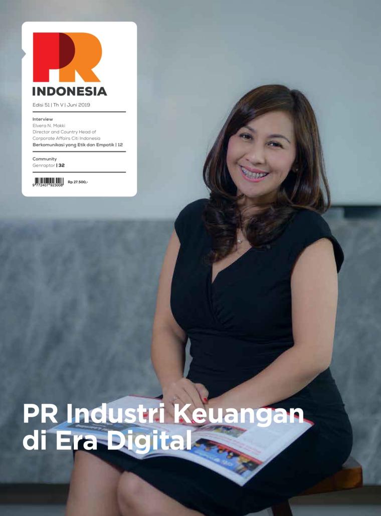 Majalah Digital PR Indonesia ED 51 Juni 2019