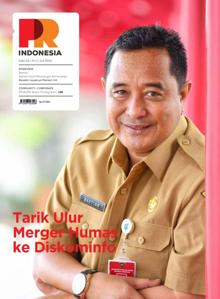 PR Indonesia Digital Magazine ED 52 July 2019