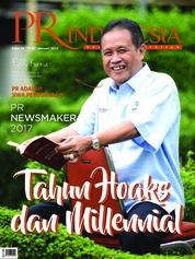 Cover Majalah PR Indonesia ED 34 Januari 2018