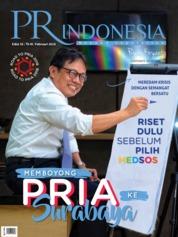 Cover Majalah PR Indonesia ED 35 Februari 2018