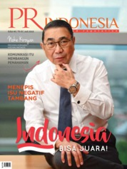 PR Indonesia Magazine Cover ED 40 July 2018