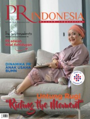 Cover Majalah PR Indonesia ED 42 September 2018