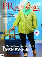 PR Indonesia Magazine Cover ED 43 October 2018