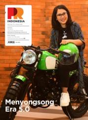 Cover Majalah PR Indonesia ED 48 Maret 2019