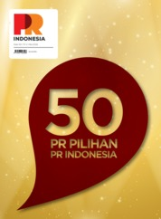PR Indonesia Magazine Cover ED 50 May 2019
