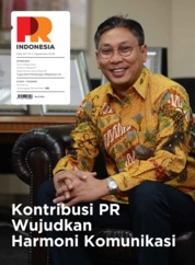 Cover Majalah PR Indonesia ED 54 September 2019