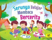 Serunya Belajar Membaca dan Bercerita by Riri Cover