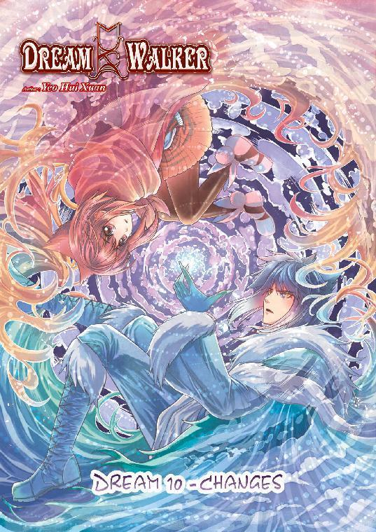 Dream Walker ~ Dreamscape 5 Pillars -Dream 10-Changes by Yeo Hui Xuan Digital Book