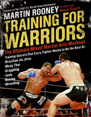 Training for Warriors by Martin Rooney Cover