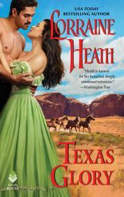Cover Texas Glory oleh Lorraine Heath